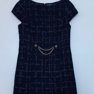 Milly shift dress